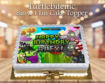 PAW Patrol Edible Cupcake Toppers Cake