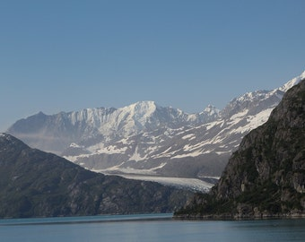 Glacier Bay, Alaska, Digital Download Photograph