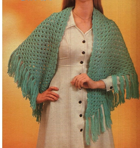 Crochet shawl pattern vintage 70s easy crochet poncho pattern crochet shawl pattern vintage 70s easy crochet poncho pattern bohemian clothing crochet wrap pattern crochet tribal poncho pattern from liloumariposa on dt1010fo