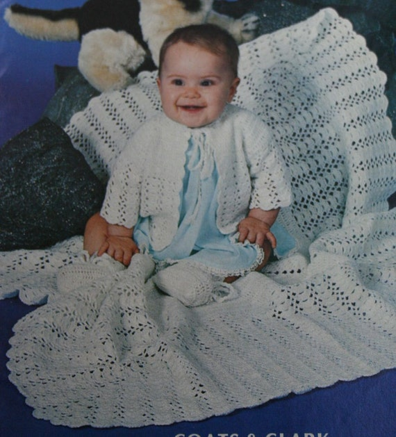 Knitting Patterns Baby Crochet Patterns Small Pleasures Red Heart