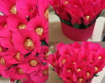 Flower Box *perfect gift for special occasions or decoration for wedding*
