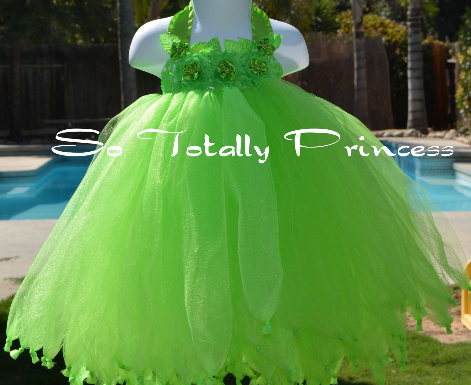 Tinkerbell Gown Costume & Disney Store Princess Dresses Fall 2014 ...