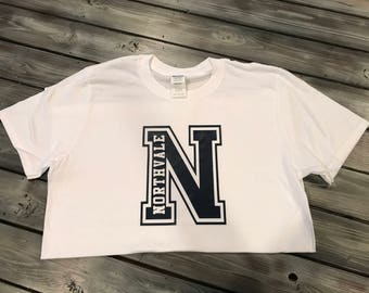 Team Spirit Shirts, Custom Spirit Wear, School Spirit Wear, Team Logo Colors