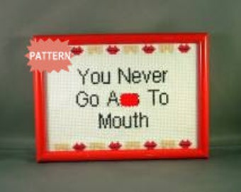 PDF/JPEG You Never Go A-s To Mouth