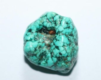 80% OFF SALE Natural Turquoise Rough Druzy