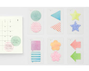Decorative Sticky Notes, Planner Sticky Notes, Cute Sticky Notes, Post It Notes, Planner Stickers, Planner Accessories, L Size