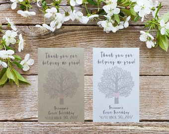 10 Let Love Grow Seed Packets | Birthday Favors | Custom Seed Packet | Birthday Favours | Seed Packet