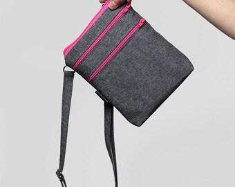 Small Crossbody Purse, iPhone 7 Plus Cross Body Bag