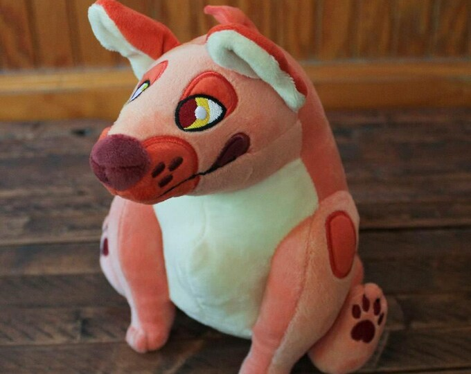 Featured listing image: Hyena Plush
