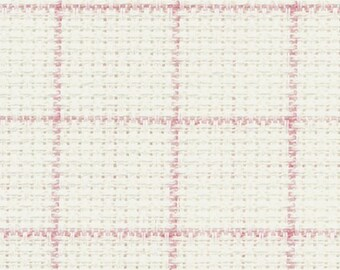 Aida 14 count Magic Guide Aida Ecru/cream from DMC 55 x 50 cms-cross stitch fabric, gridded fabric