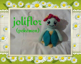 TUTORIAL of JOLIFLOR Pokémon and its pokeball offered