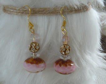 """""""Sweet romance"""" earrings"""
