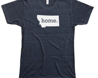 Homeland Tees Men's Montana Home T-Shirt