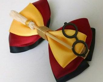 Harry Potter Themed bow