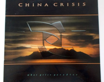 1986 China Crisis What Price Paradise Vinyl LP Record SP5148
