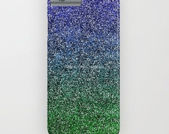 Nightfall Forest Glit Gradient Phone Case 18 Styles Available! - iPhone, iPod, and Samsung Galaxy!