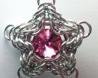 Wishing Star Chainmaille Tutorial