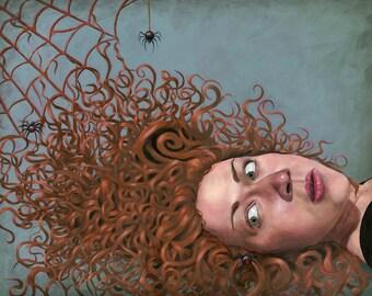 Nightmare - fine art archival print - Jennifer Jacobs