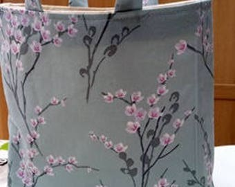 Blossom themed little totes bag
