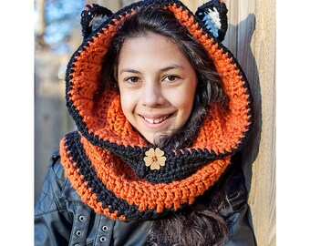 Flint Fox Cowl