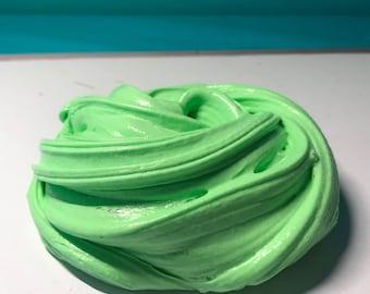 Fresh Cut Grass Butter Slime -8oz
