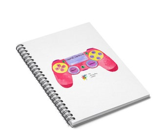 Accountant Gift - Controller Notebook, Financial Controller Art on Spiral Notebook, Finance Gift, Accounting Gift, Accountant Office Gift