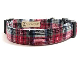 Thompson Plaid Dog Harness - WIRE Center •