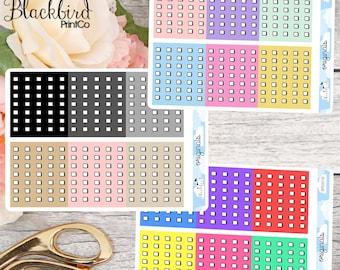 Checklist Planner Stickers [BR0016]