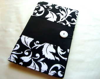 Large Honey Do List Taker/ Planner/ Comes with Pen and Pad of Paper/ Black with White Scrolls