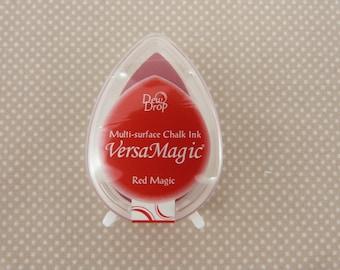 Small pad drop red magic