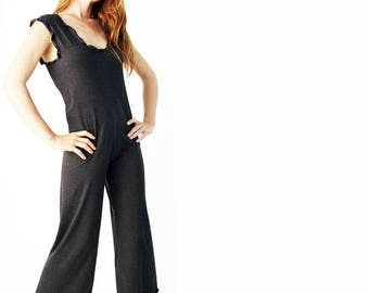 ROMPER women's jump suit, one piece, unitard, women's pants, hand made clothing, custom, treehouse28, trending design, best seller, bohemian