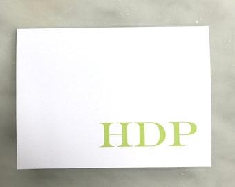 Harrison Note Card - Ever So Pretty Paperie