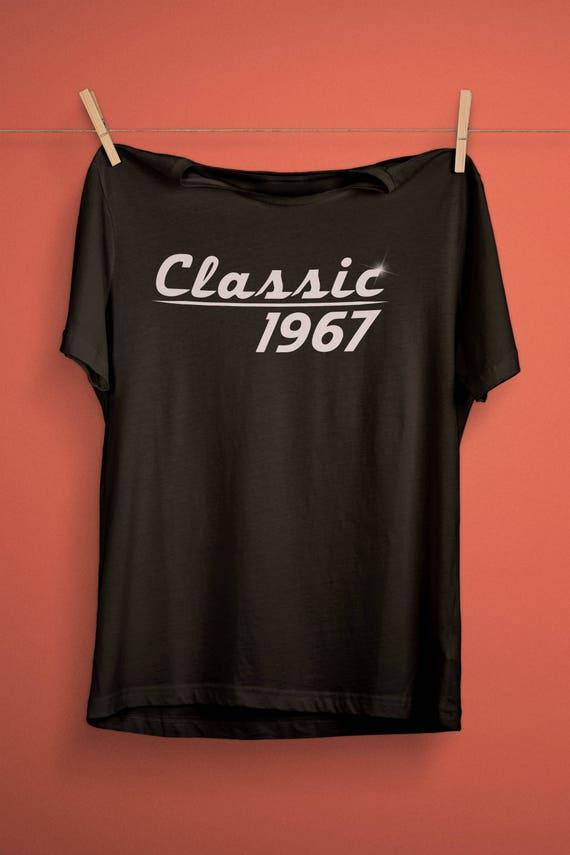 cd661d495 Classic 1967 Cool Women's short sleeve t-shirt For