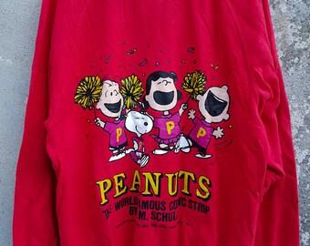 Vintage Peanuts Snoopy Sweatshirt