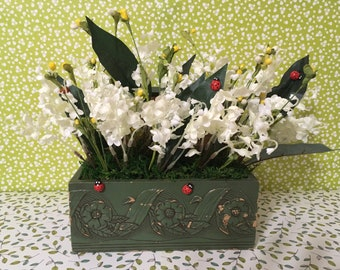 Lily of the Valley Vintage Box