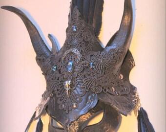 Samurai Witch Helm/mask
