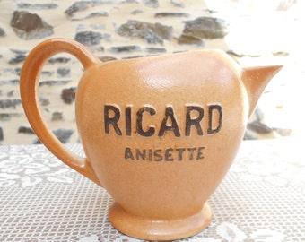 Ancienne cruche pichet/Pastis Ricard