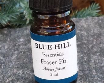 100% pure Fraser Fir Essential Oil