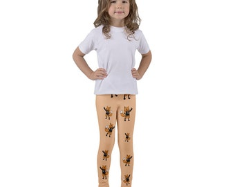 Hardrock Fox Kids Leggings