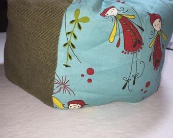 18 inch Doll Bean Bag Chair