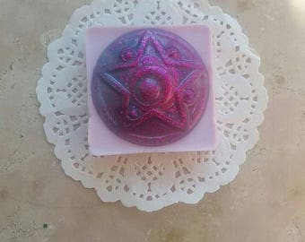 Silicone Rubber mold Brooch Sailor Moon