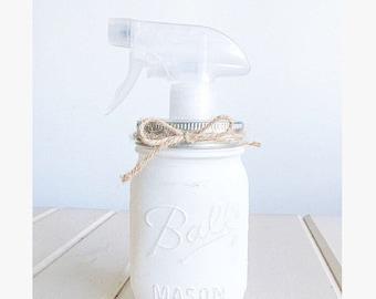 Mason Jar Spray Bottle FREE SHIPPING