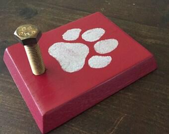 Dog Paw Leash Holder