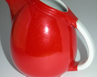 Hall Small Art Deco Pitcher