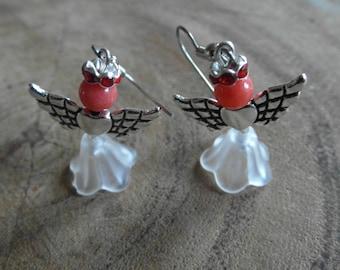 Flying Angels Earrings