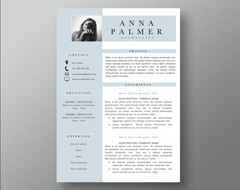 resume and cover letter template microsoft word