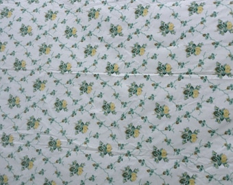 Vintage 1986 Laura Ashley Fabric 3 yards/48 inches wide