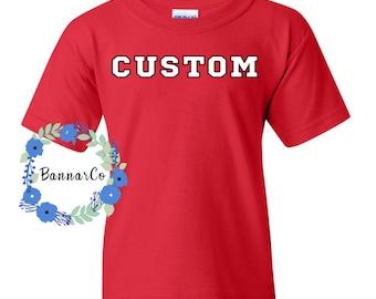 CUSTOM Youth T-Shirt