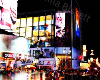 NYC Photography - Time Square
