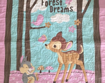 Baby Bambi Quilt